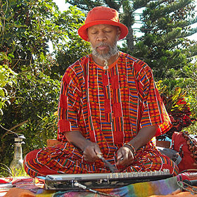 photo of Laraaji Nadananda