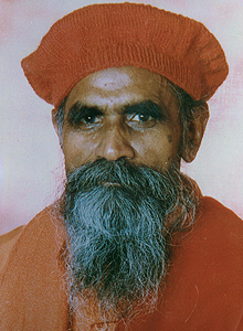 Ashram Founder Shri Brahmananda Sarasvati
