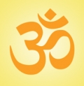 The Holy OM symbol