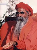 'Guruji' Shri Brahmananda Sarasvati