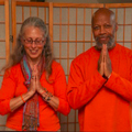 Arji Oce and Laraaji Nadananda