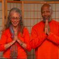 Laraaji Nadananda with Arji Oceananda