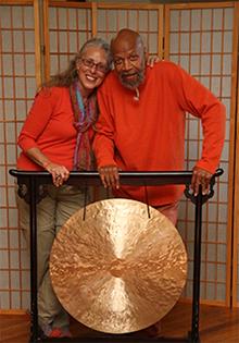 Laraaji Nadananda & Arji OceAnanda