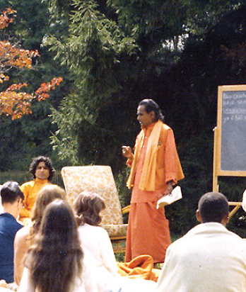 Guruji teaching